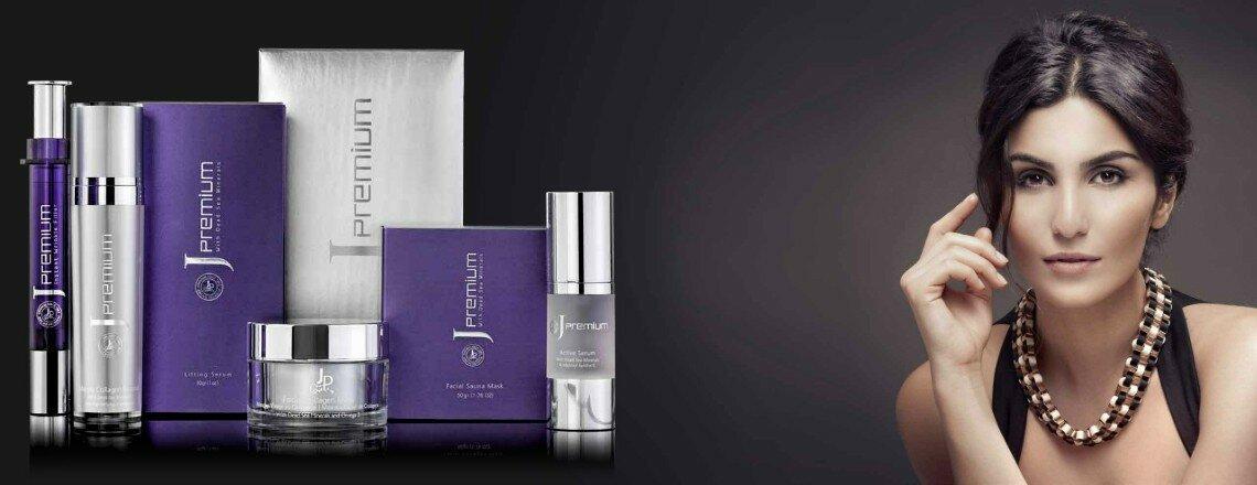 Jericho Premium Anti-age Dode Zeezout Producten voor de rijpere huid